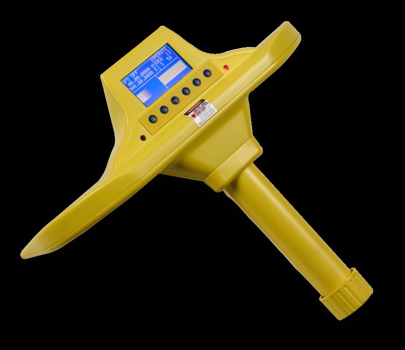 Plastic Pipe Locator : Aml pro all materials locator for pe pvc pipes cable