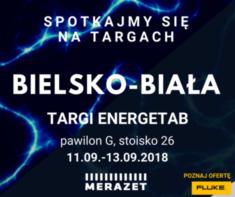 ENERGETAB 2018 Bielsko-Biała – 11-13 września 2018