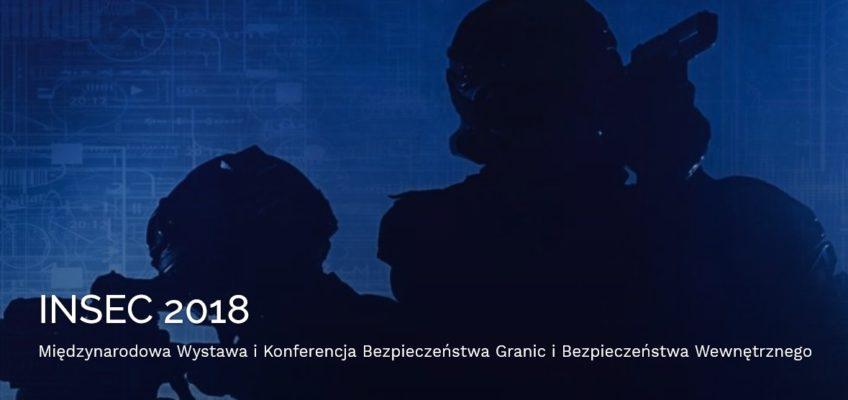 Międzynarodowa Wystawa i Konferencja INSEC 15-16.11.2018 r., Warszawa